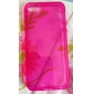 Transparent TPU Soft Case for iPhone 5/5S (Assorted Colors)