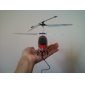 4-Channel Mini Alloy Infrared Remote Control Helicopter (Button Battery)