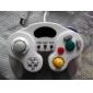 filaire contrôleur de turbo jeu gamecube choc pour NGC et Wii / Wii U (blanc)