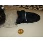 Botas em Velcro Respirável para Cachorros (XS-XL, Preto)