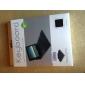 Clavier Bluetooth Sans Fil avec Etui de Protection en Cuir PU pour le Nouvel iPad - Noir
