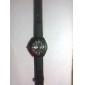 Herenhorloge Met Plastic Bandje (Kwarts Uurwerk)