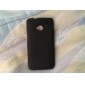 TPU Material Tilbage Case for HTC ONE (PN07120, HTL22, HTC M7, HTC 801e) (Valgfri farver)
