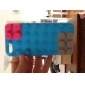 아이폰5용 장난감 벽돌디자인의 소프트케이스 (여러색상)