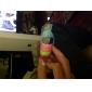 Creative Genanvendelige Silicone Bottle Caps (6 stk tilfældige farver)