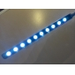 Flexible 10-LED USB Illuminating Light for Laptop (Silver)