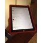 Beschermende stijlvolle siliconen case voor de iPad 3 en iPad 4 (verschillende kleuren)