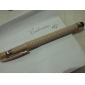 Spots Pattern Gel Pen With Touch Screen Endpoint(Random Color)