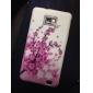 Plum Blossom Soft Case pour Samsung Galaxy S2 I9100