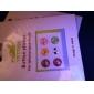 casa sticker botón para el iPhone, iPad y iPod (6 pack, dibujos animados)