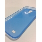 Transparent Ultrathin Soft Case for Samsung Galaxy S4 I9500 (Assorted Colors)
