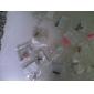 3.5mm Alloy Zircon Handbag Pattern Anti-dust Plug (Random Colors)