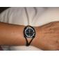 reloj de las mujeres diamante caso la cuerda de la aleación de cuarzo analógico pulsera (colores surtidos)