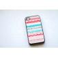 Case Dura para iPhone 4 e 4S (multicores)