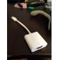 mini DisplayPort-VGA-adapteri 0.2m