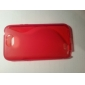 Solid Color Soft Case for Samsung Galaxy Note 2 N7100 (Assorted Colors)
