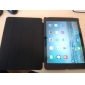 PU Full Body Auto Sleep and Wake Up Case with Stand & Inner Flocking Protection for iPad Air/iPad 5