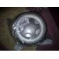 bildæk design 40pcs CD holder opbevaringspose (tilfældig farve)