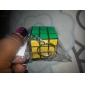 Mini-Rubiks kub med nyckelring