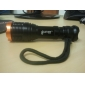 KC-01 5-Mode Cree XM-L T6 Zoom LED Flashlight (800LM, 1x18650)