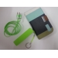 Wallet PU Leather Case with Stand and Card Slot for Samsung Galaxy  S3 I9300 (Assorted Colors)