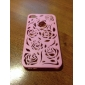 Hollow-Out Hard Case for iPhone 4 and 4S (Assorted Colors)