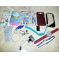 Pretty Owl Pattern Soft TPU IMD Case for Samsung Galaxy S4 I9500