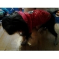 Lovely Down Coat with Fur Collar and Eagle Pattern for Pets Dogs (Assorted Sizes)