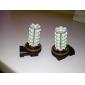 H11 68 SMD LED 220 - 250lm super vitt ljus bil dimma lampa 12v