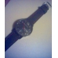 Herr Watch Quartz Modeklocka Silikon Band Armbandsur