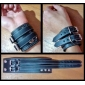 Z&X®  Texas Tom Leather Bracelet