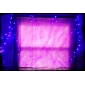 10M Purple 100-LED Christmas Fairy String Light 8 Sparking Modes (220V)