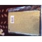 glanzende ontwerp harde case voor de iPad mini 3, ipad mini 2, ipad mini (verschillende kleuren)