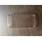 Tunt Mjukt Transparent skal för iPhone 4