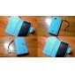 Mikroriller Grain PU Leather Case Sony Xperia J ST26i
