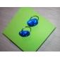 rodio lureme®imitation pendiente colorido cristal