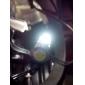 CANBUS T10 1.5W 12x5050 SMD White LED Bulb for Car Reading/Side Marker/Dashboard Light (12V, 2-Pack)