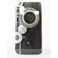 Etui Rigide Motif Appareil Photo Rétro pour Samsung Galaxy Ace S5830