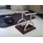 Cradle Metal Balance Ball Desk Decoration (Selectable Size)