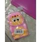 Suojaava Monkey Pattern Pehmeä TPU-kotelo Samsung Galaxy S3 I9300 (eri värejä)