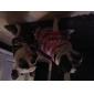 Собаки Толстовки Зеленый Розовый Одежда для собак Зима Весна/осень камуфляж Мода На каждый день