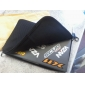 Anti-Shock Protective Laptop Tablet Bag for 13.3 inch Screen Size Black