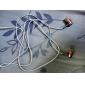 Auriculares Stereo In-Ear (Naranja)