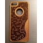 Deluxe Gold Chrome S Line Back Hard Case with Interior Protection Film for iPhone 5/5S (Optional Colors)