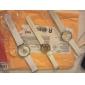 Orologio donna con cinturino e quadrante bianco 214