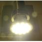 Focos MR16 GU10 5 W 24 SMD 5050 360 LM 2700K K Blanco Cálido AC 100-240 V