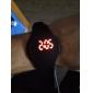 Herrenuhr Touchscreen Kalender rot LED-Digital-