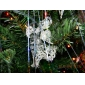 10M 100-LED Colorful Light 8-Mode LED Fairy String Lamp for Christmas (220V)