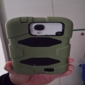 For Samsung Galaxy Case Shockproof / Waterproof / Dustproof Case Back Cover Case Armor PC Samsung S4