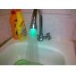 kølige farveskiftende krom finish førte vandhane tud lys (mandlige, 2 adaptere)